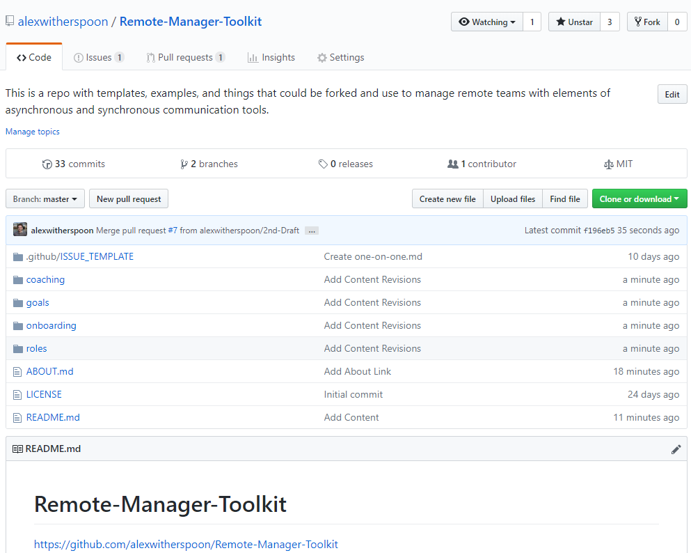 Remote Manager Toolkit